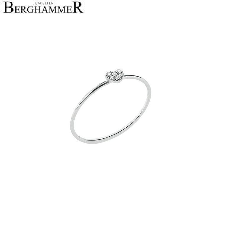 Bellissima Ring 18kt Weißgold 21000054