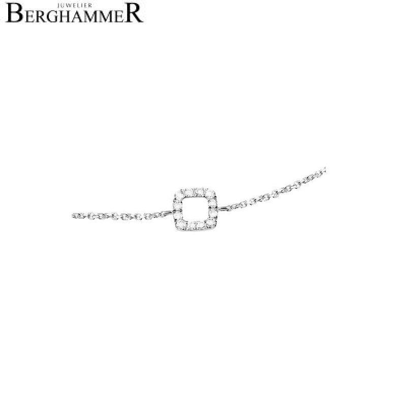 Bellissima Armband 18kt Weißgold 21000057