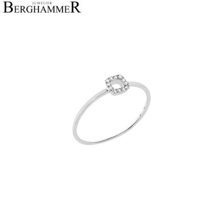 Bellissima Ring 18kt Weißgold 21000059