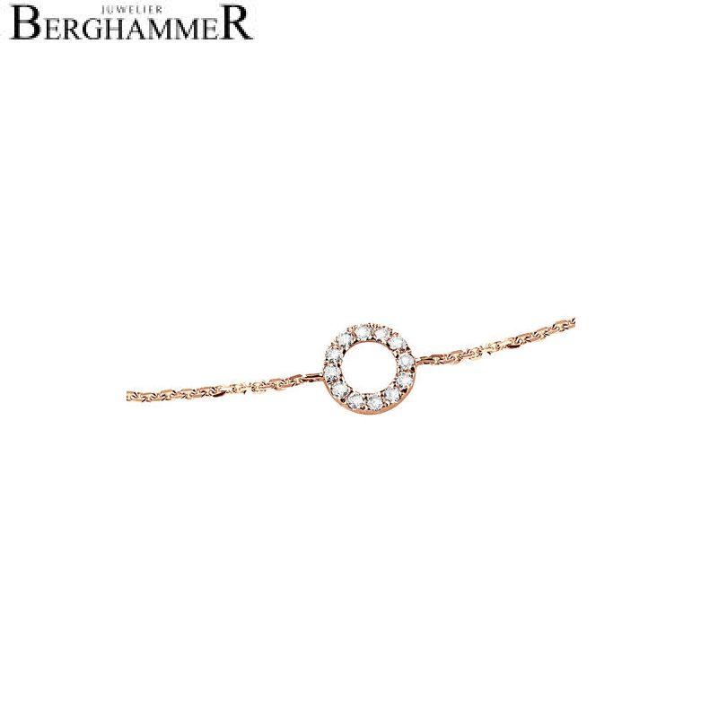 Bellissima Armband 18kt Roségold 21000065