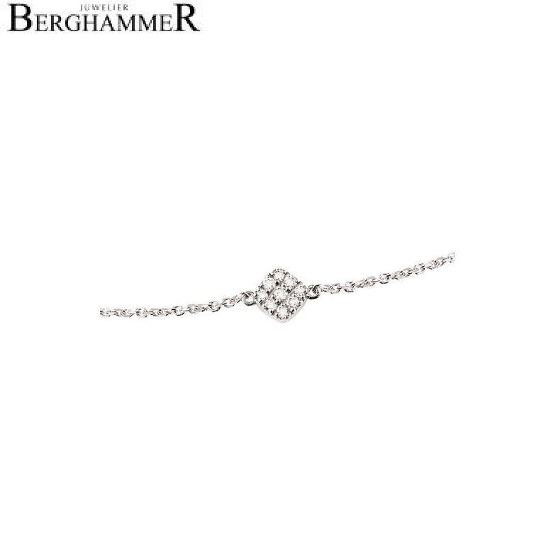 Bellissima Armband 18kt Weißgold 21000066