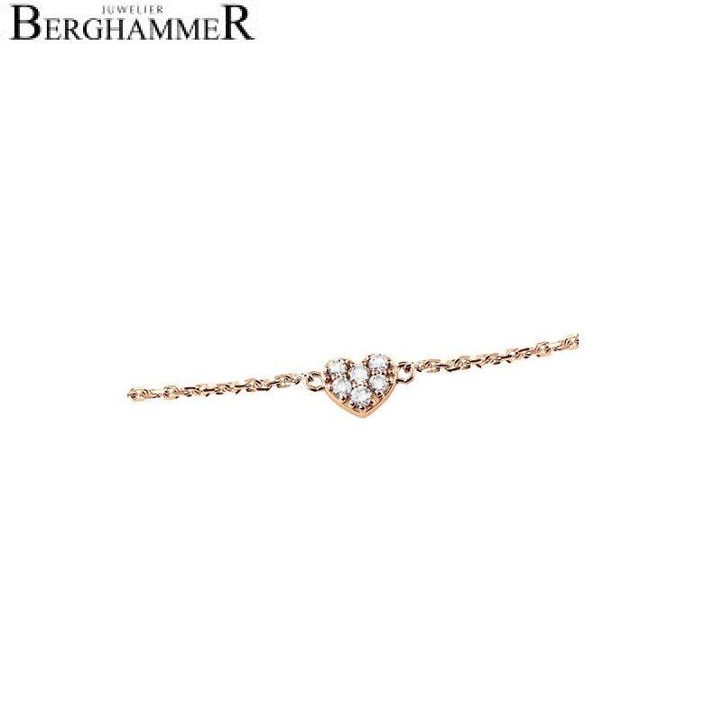 Bellissima Armband 18kt Roségold 21000068