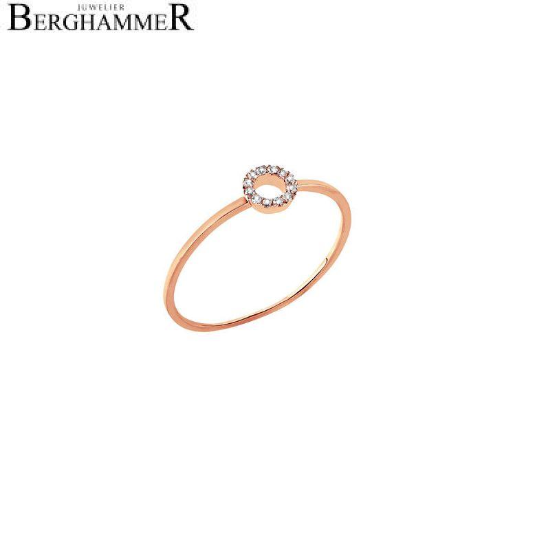 Bellissima Ring 18kt Roségold 21000072