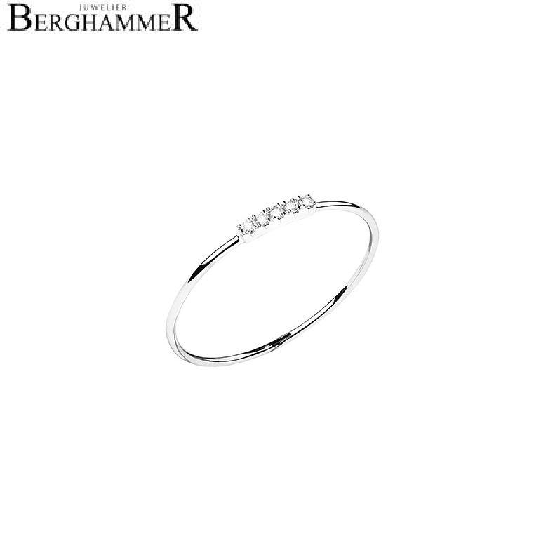 Bellissima Ring 18kt Weißgold 21000088