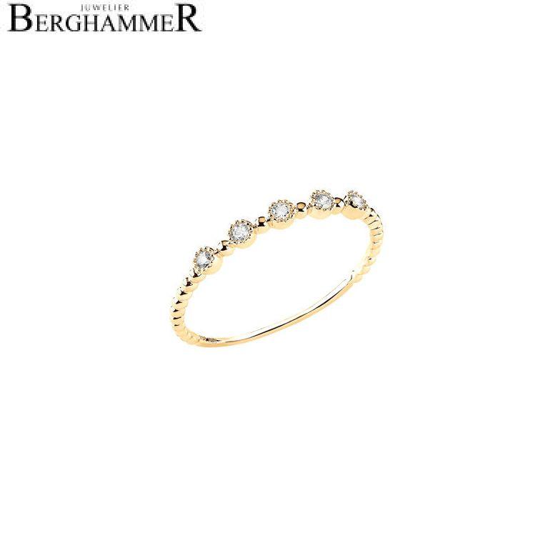 Bellissima Ring 18kt Gelbgold 21000098
