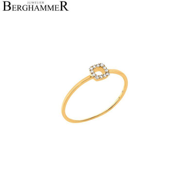 Bellissima Ring 18kt Gelbgold 21000102