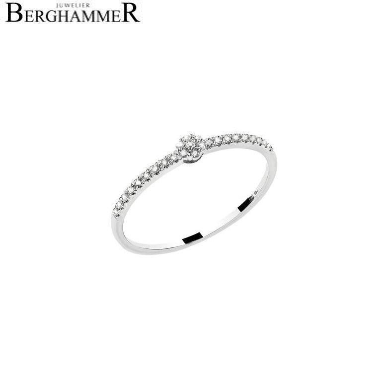 Bellissima Ring 18kt Weißgold 21000108