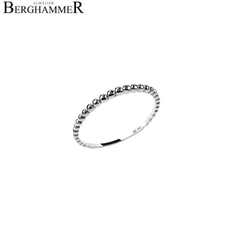 Bellissima Ring 18kt Weißgold 21000110