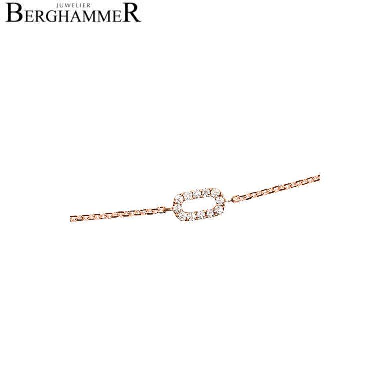 Bellissima Armband 18kt Roségold 21000115