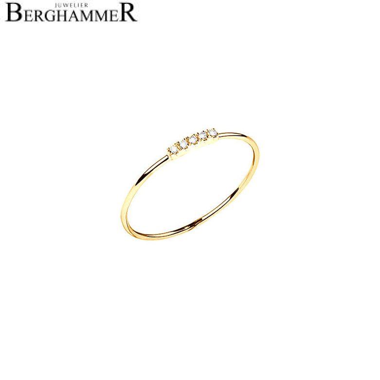 Bellissima Ring 18kt Gelbgold 21000125