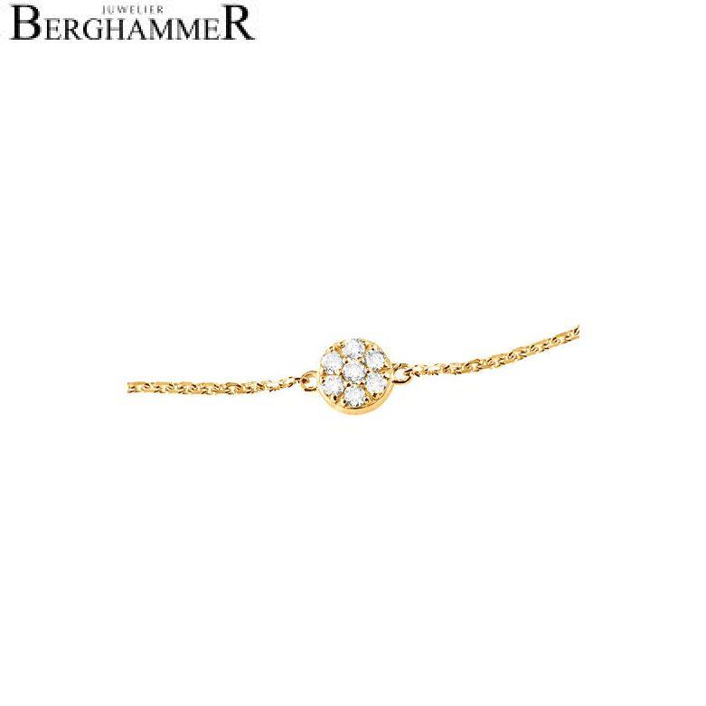 Bellissima Armband 18kt Gelbgold 21000129