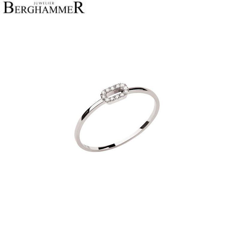 Bellissima Ring 18kt Weißgold 21000132