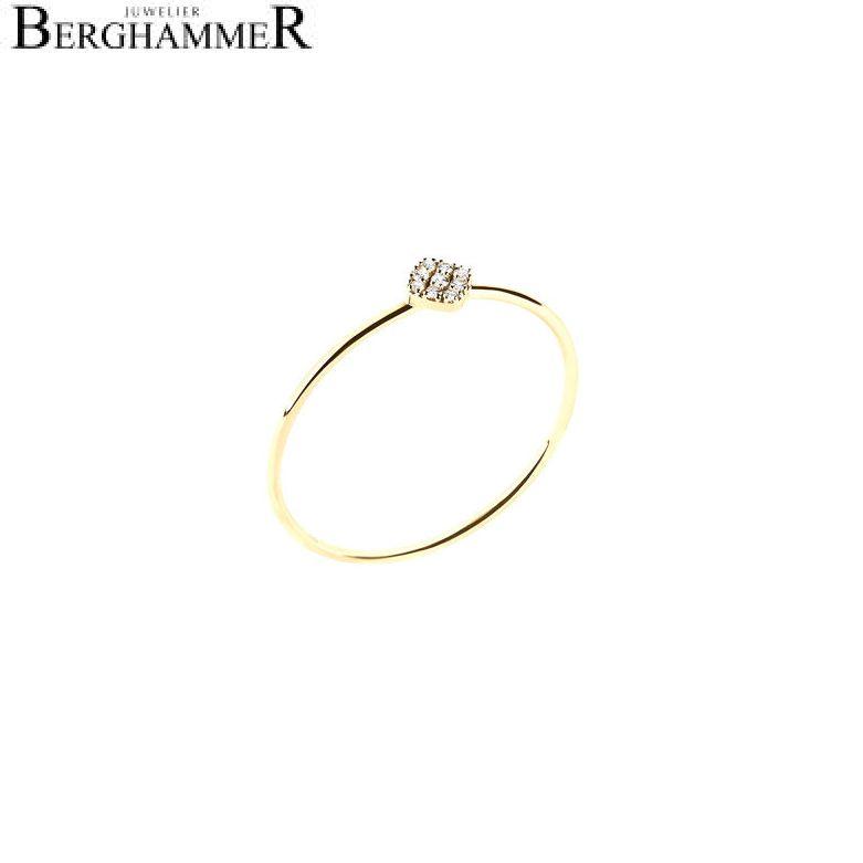 Bellissima Ring 18kt Gelbgold 21000134