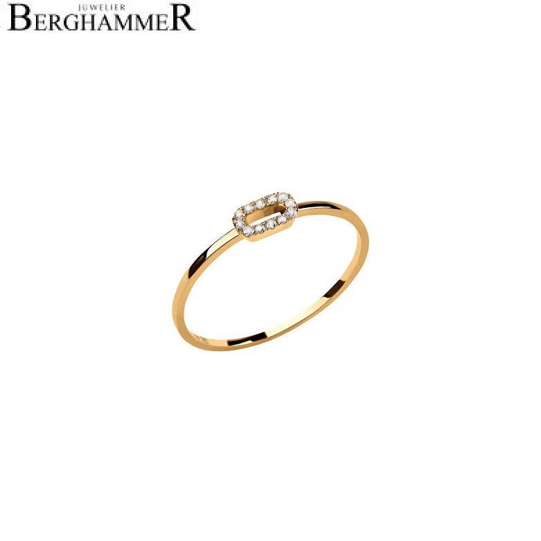 Bellissima Ring 18kt Gelbgold 21000135