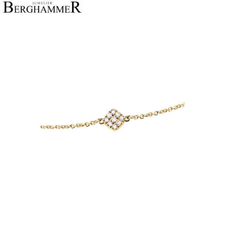 Bellissima Armband 18kt Gelbgold 21000136
