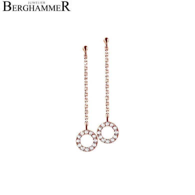 Bellissima Ohrringe 18kt Roségold 21000152