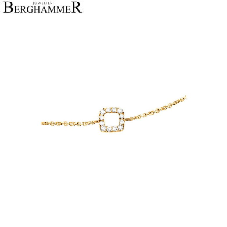 Bellissima Armband 18kt Gelbgold 21000158