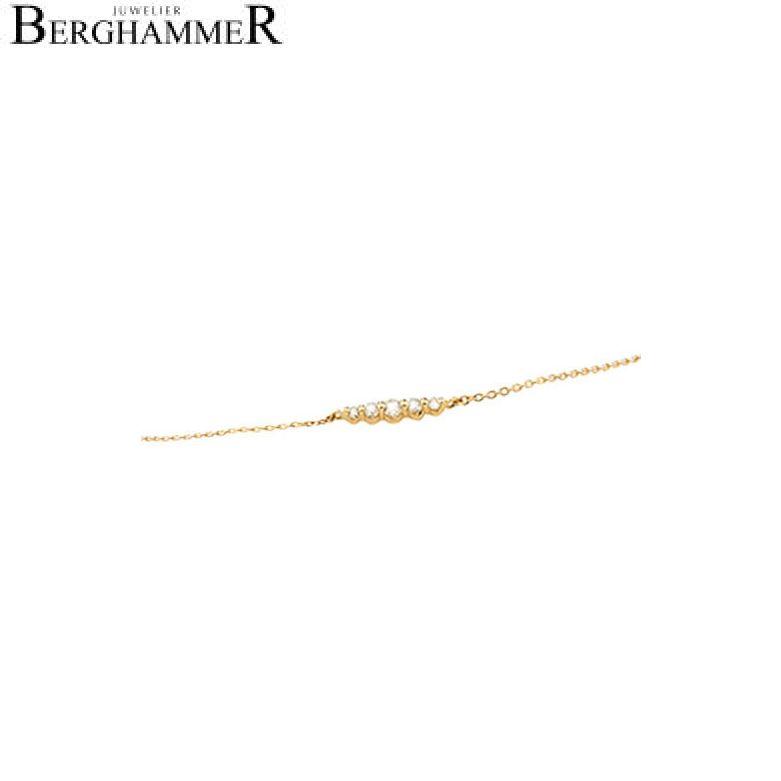 Bellissima Armband 18kt Gelbgold 21000165