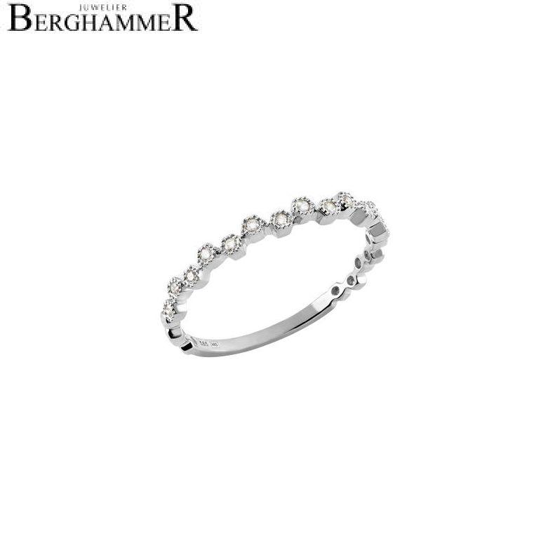 Bellissima Ring 18kt Weißgold 21000167