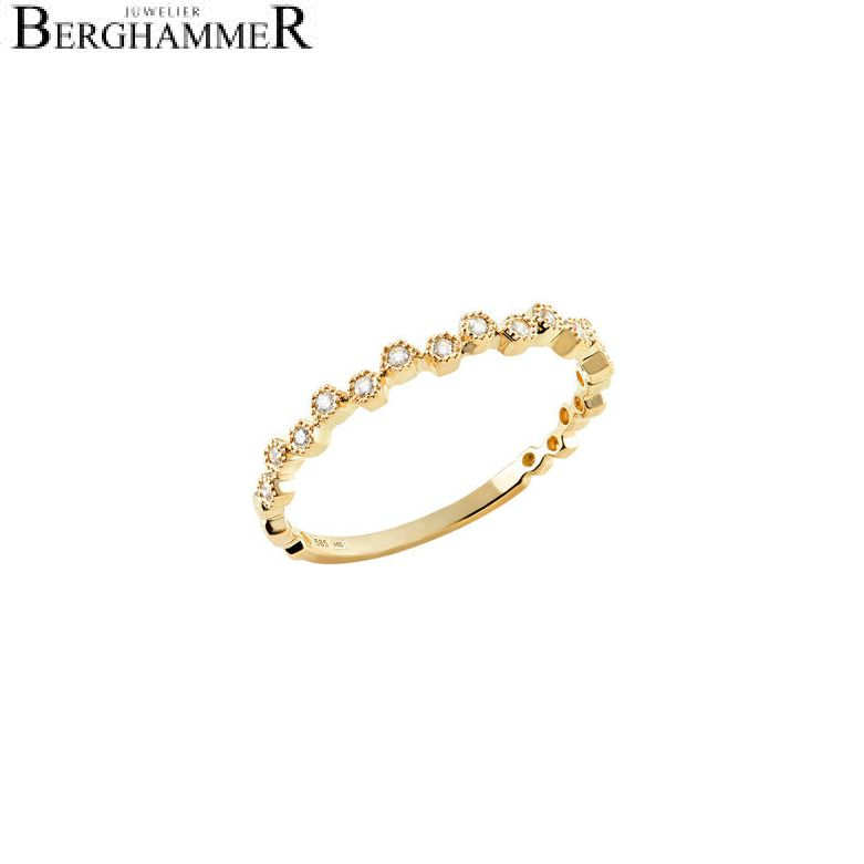 Bellissima Ring 18kt Gelbgold 21000168