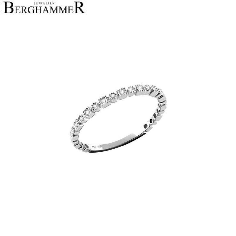 Bellissima Ring 18kt Weißgold 21000170