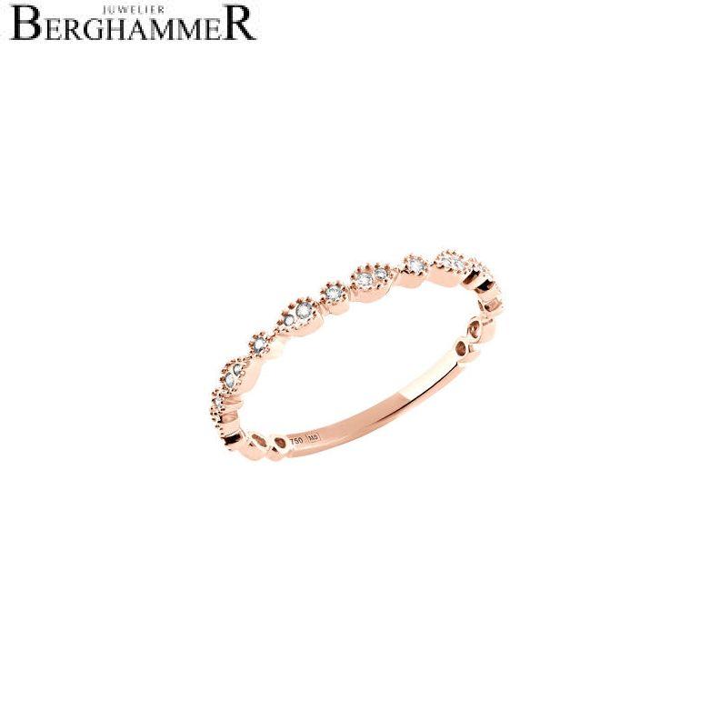 Bellissima Ring 18kt Roségold 21000178