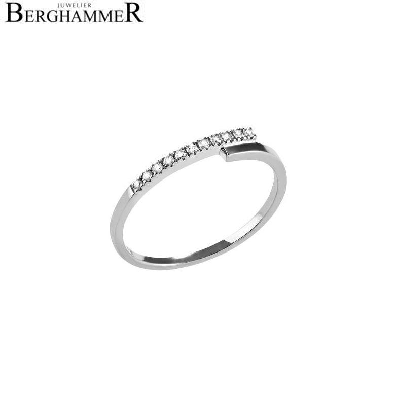 Bellissima Ring 18kt Weißgold 21000198