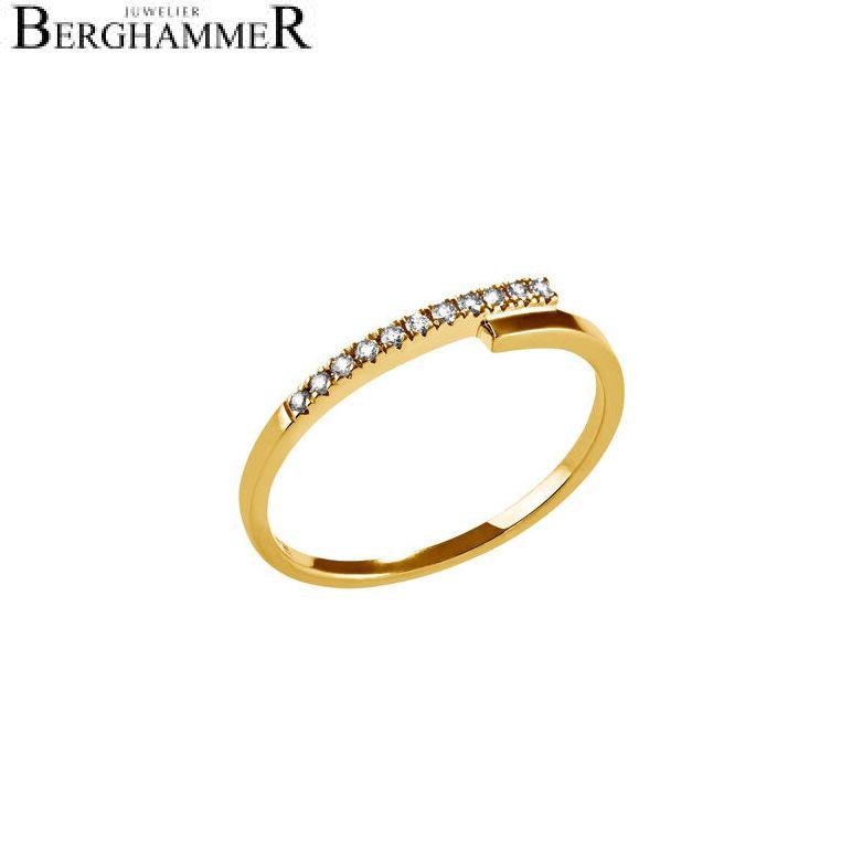 Bellissima Ring 18kt Gelbgold 21000199