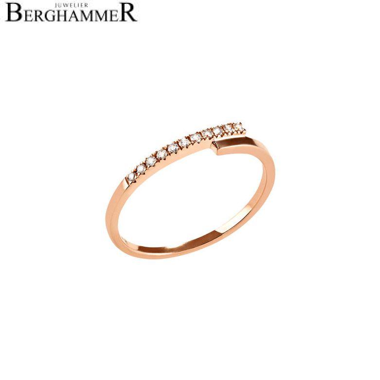Bellissima Ring 18kt Roségold 21000200