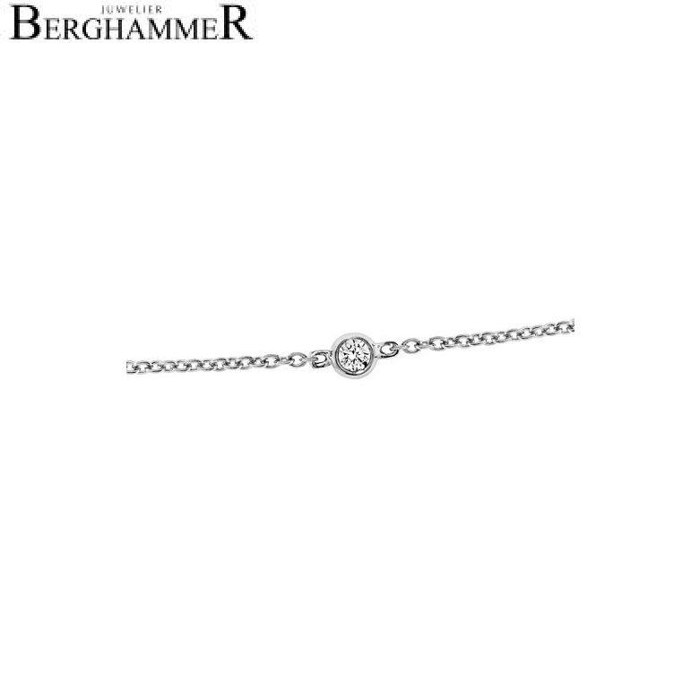 Bellissima Armband 18kt Weißgold 21000222