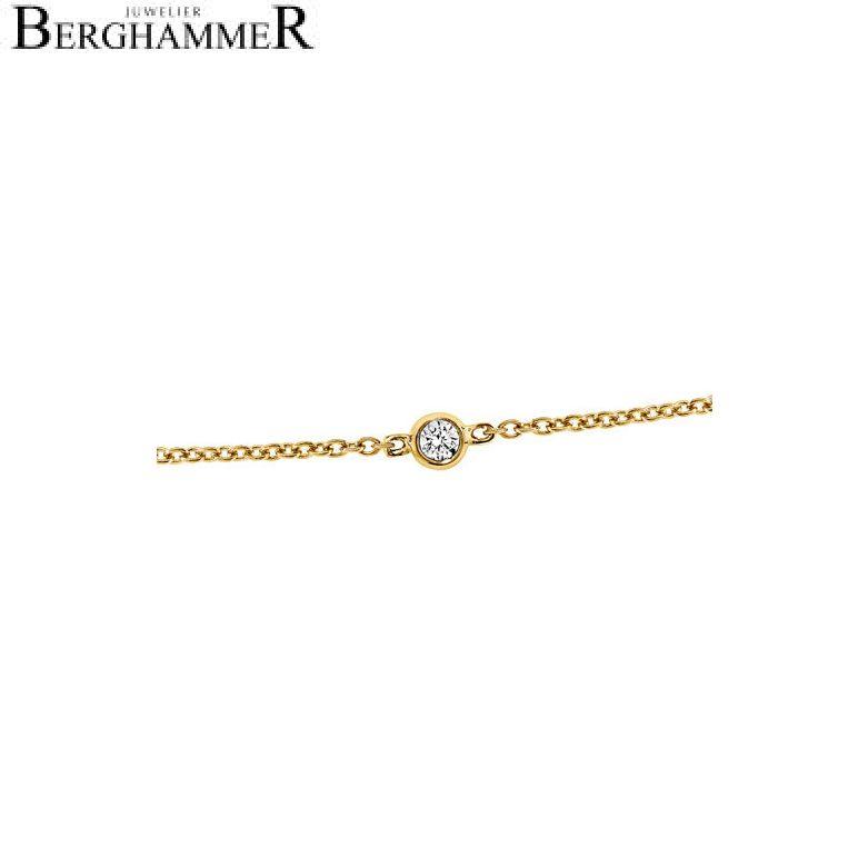 Bellissima Armband 18kt Gelbgold 21000223
