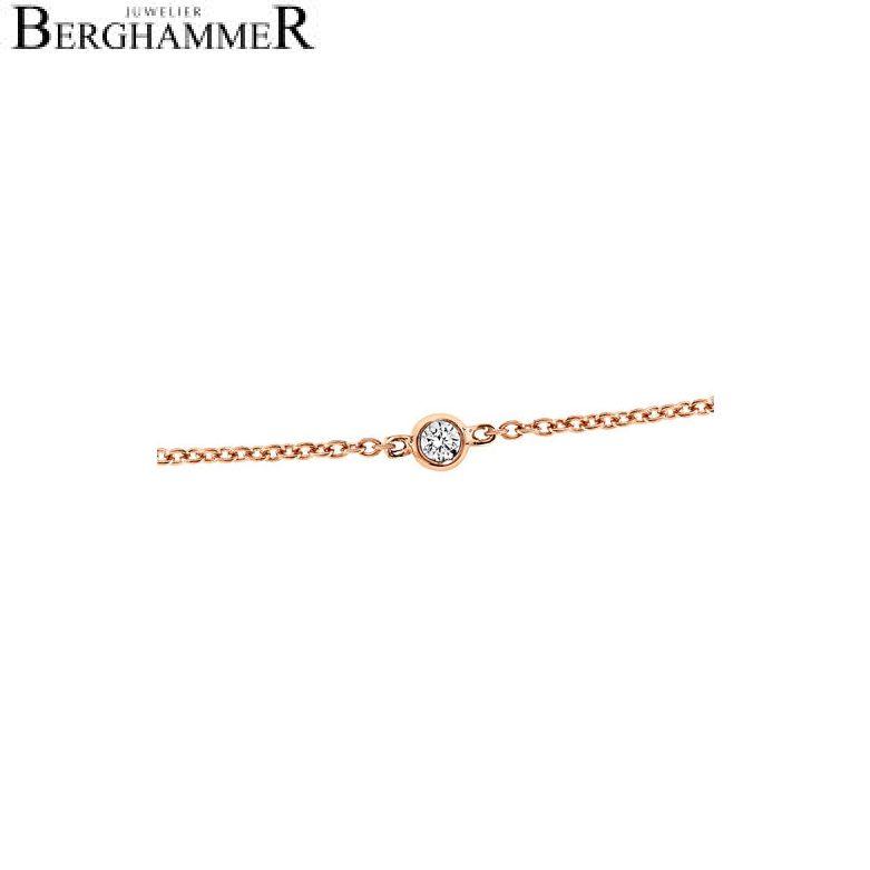 Bellissima Armband 18kt Roségold 21000224
