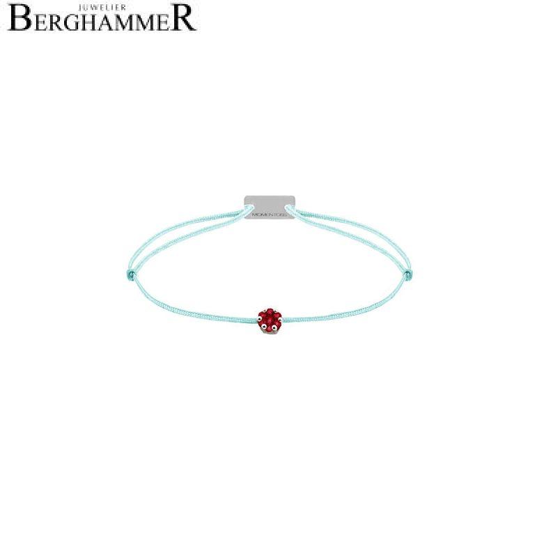 Filo Armband Textil Mint 750 Gold weißgold 21201147