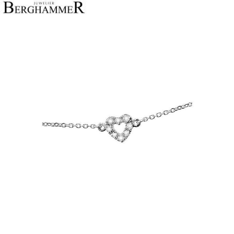 Bellissima Armband 18kt Weißgold 21300004