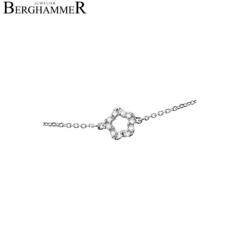 Bellissima Armband 18kt Weißgold 21300007