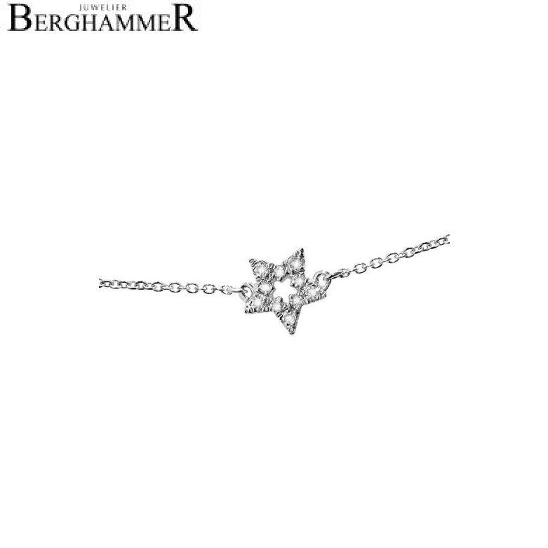 Bellissima Armband 18kt Weißgold 21300010