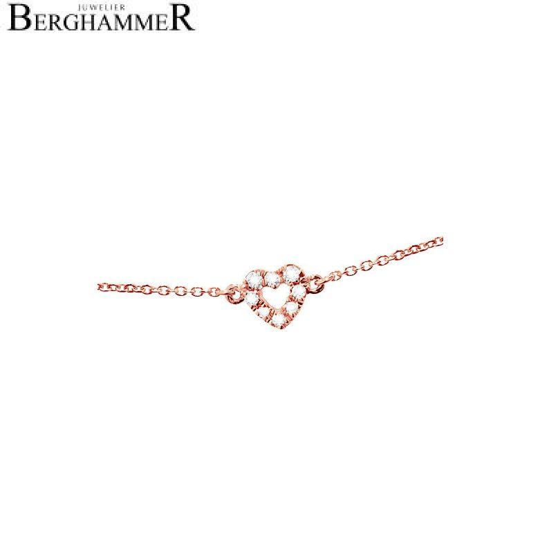 Bellissima Armband 18kt Roségold 21300026