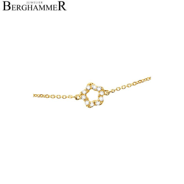 Bellissima Armband 18kt Gelbgold 21300031