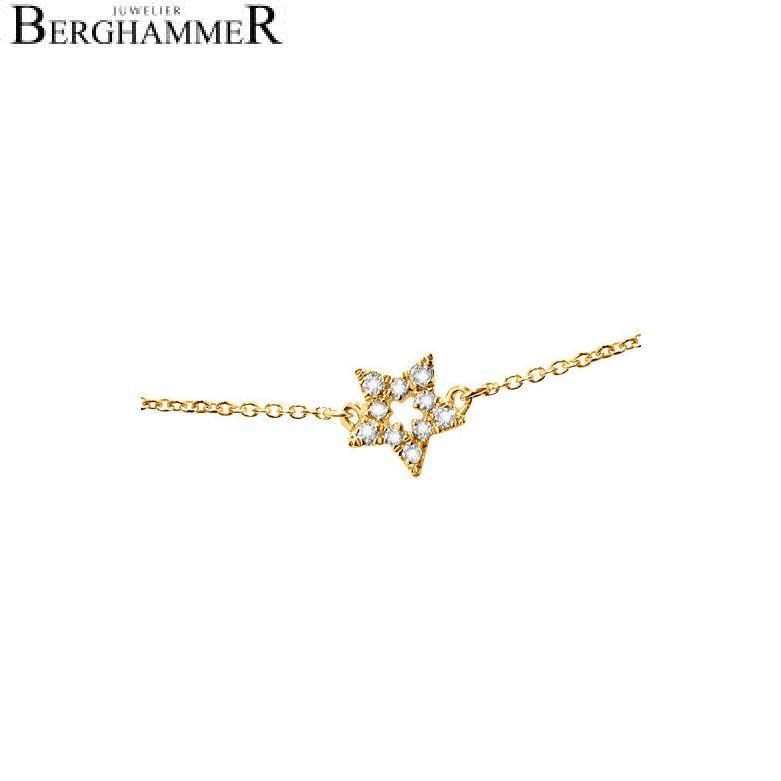 Bellissima Armband 18kt Gelbgold 21300037