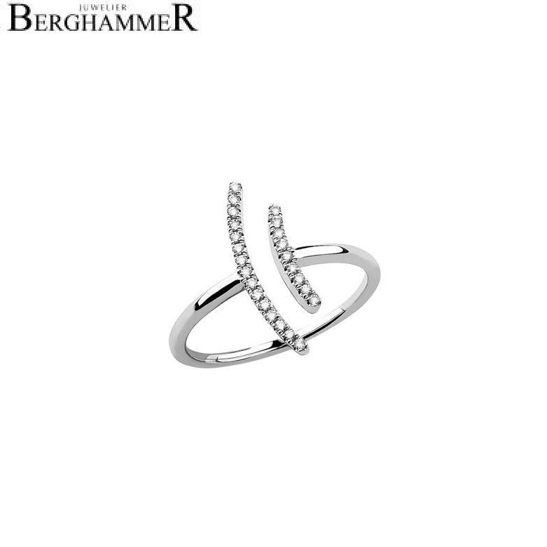 Bellissima Ring 18kt Weißgold 21300040