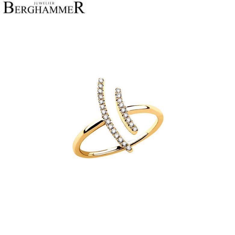 Bellissima Ring 18kt Gelbgold 21300041