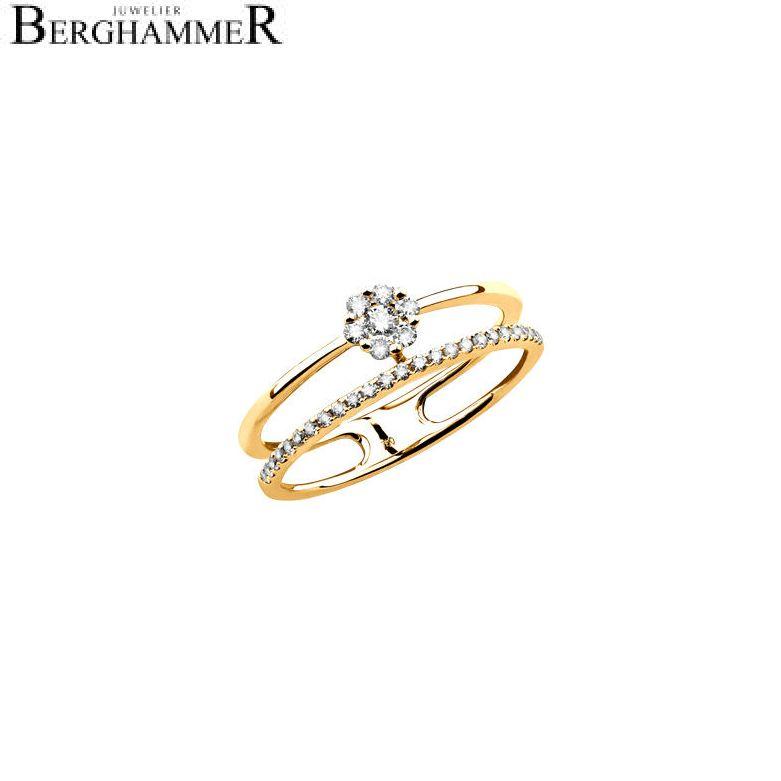 Bellissima Ring 18kt Gelbgold 21300047