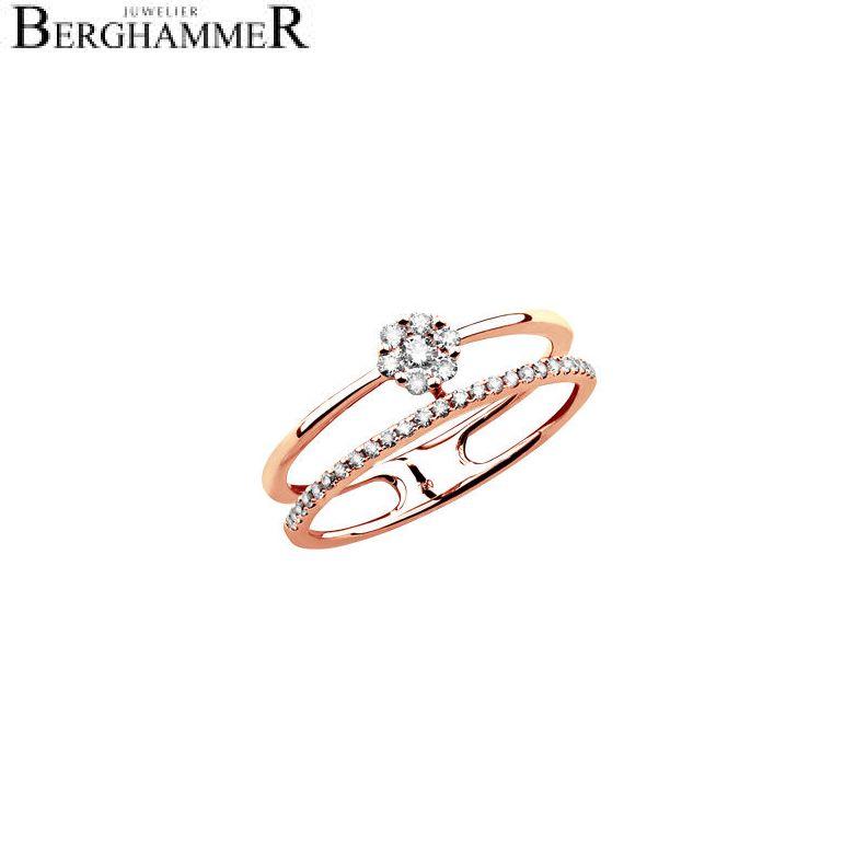 Bellissima Ring 18kt Roségold 21300048