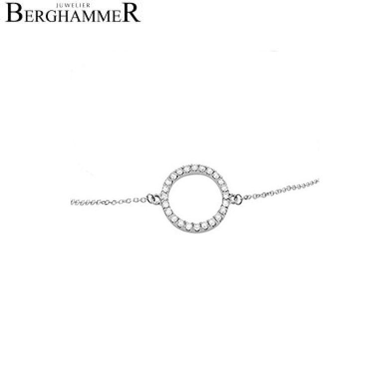 Bellissima Armband 18kt Weißgold 21300061