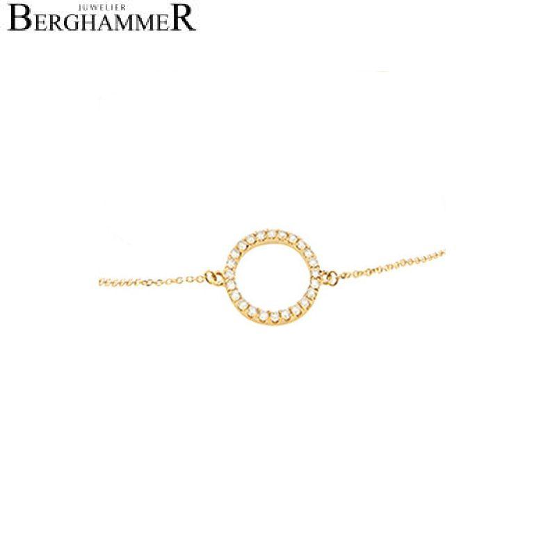Bellissima Armband 18kt Gelbgold 21300062