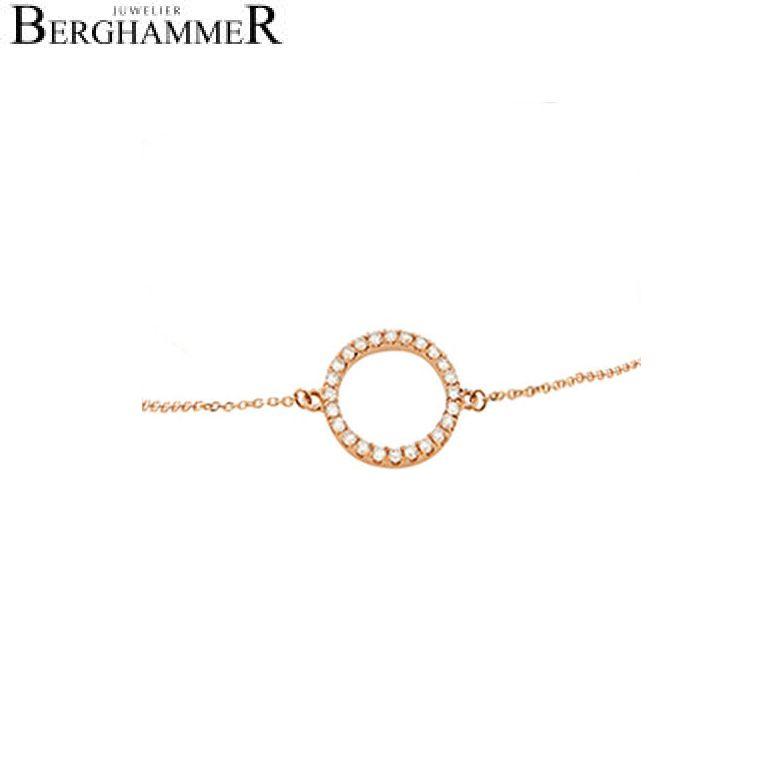 Bellissima Armband 18kt Roségold 21300063