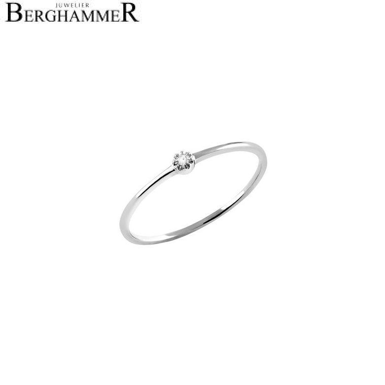 Bellissima Ring 18kt Weißgold 21300067