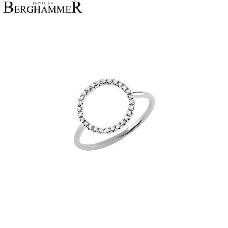 Bellissima Ring 18kt Weißgold 21300073