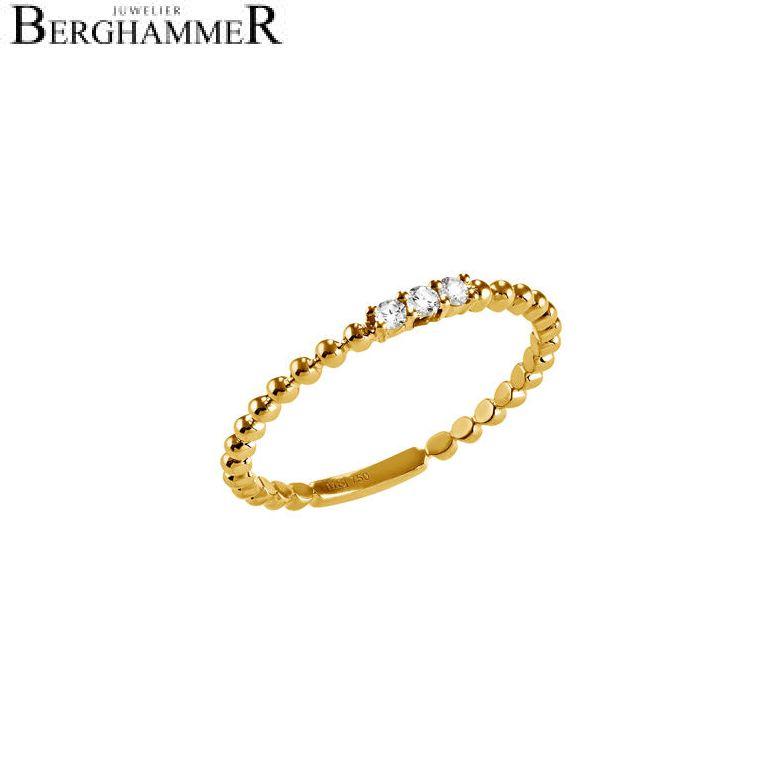 Bellissima Ring 18kt Gelbgold 21300104