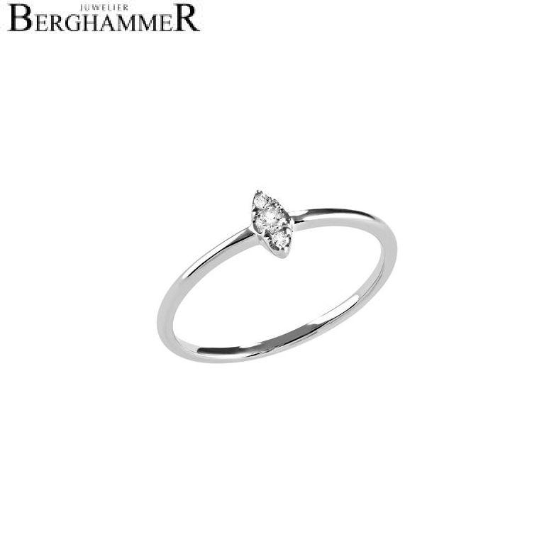 Bellissima Ring 18kt Weißgold 21300106